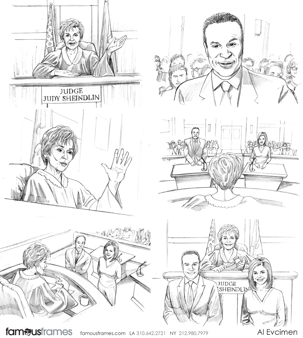 Al Evcimen's Likenesses storyboard art (Image #7229_17_1483485330)