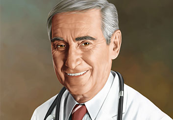 Frank Mignosi's Pharma / Medical storyboard art