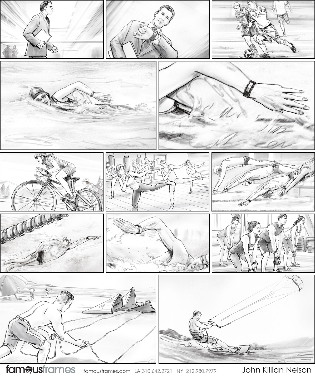 John Killian Nelson's Sports storyboard art (Image #75_113_1561667616)