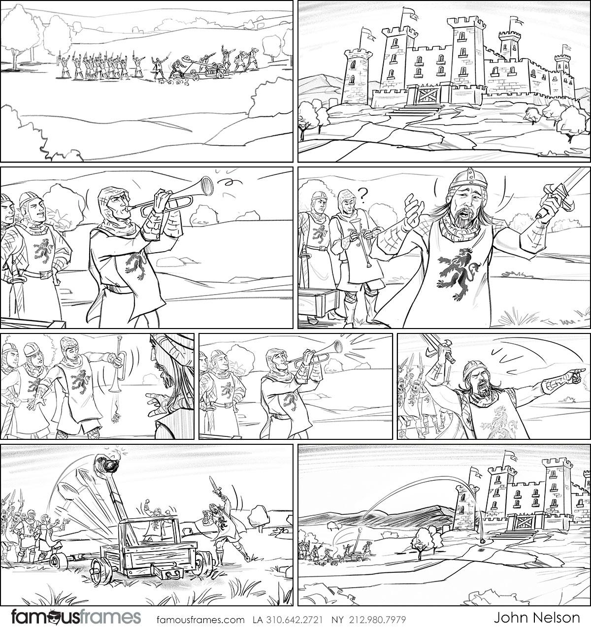 John Killian Nelson's People - B&W Line storyboard art (Image #75_114_1556320561)