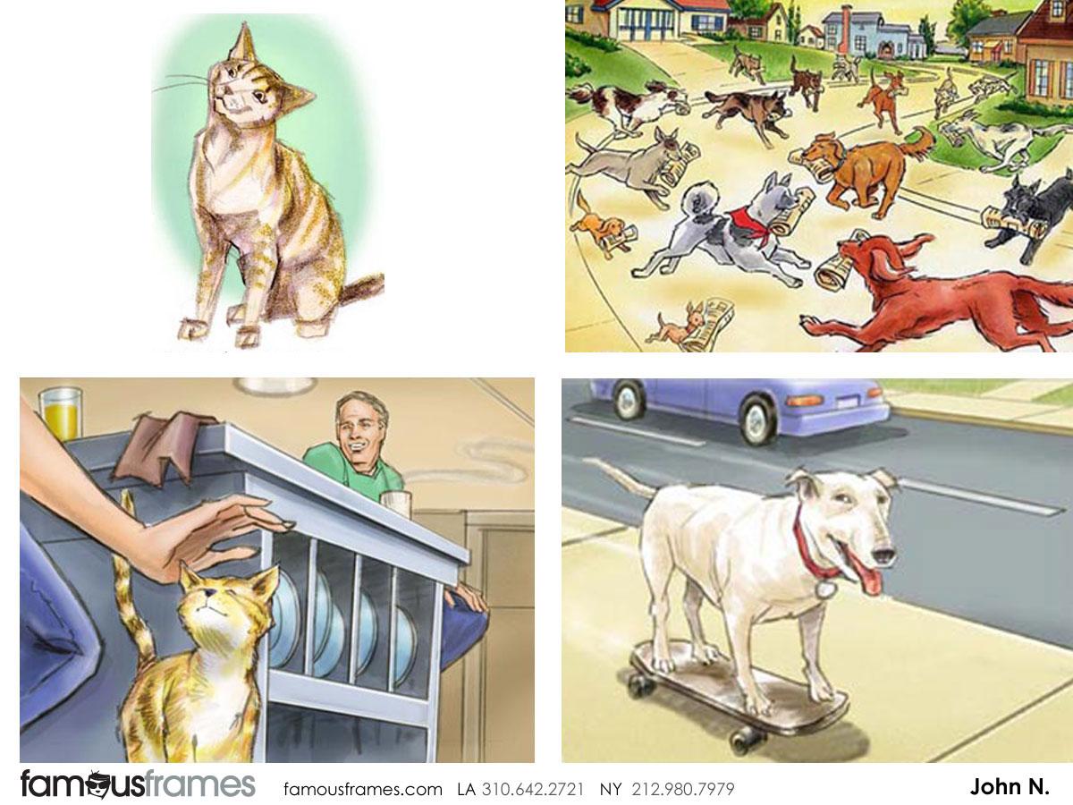 John Killian Nelson's Wildlife / Animals storyboard art (Image #75_6_1326482377)