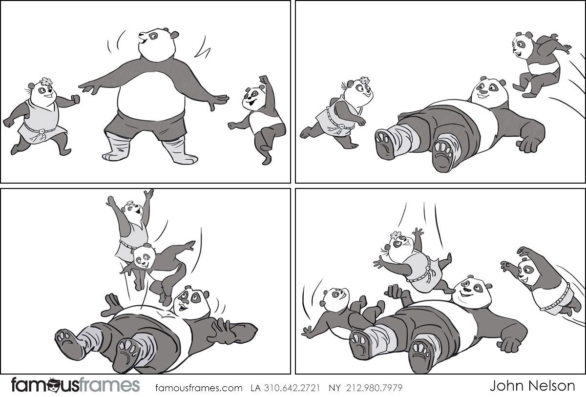 John Killian Nelson's Characters / Creatures storyboard art (Image #75_8_1568851338)