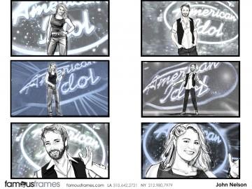 John Killian Nelson's Likenesses storyboard art