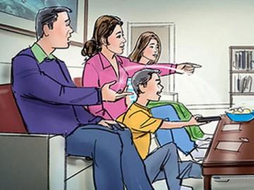 John Killian Nelson's People - Color  storyboard art