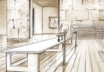 John Killian Nelson's Environments storyboard art