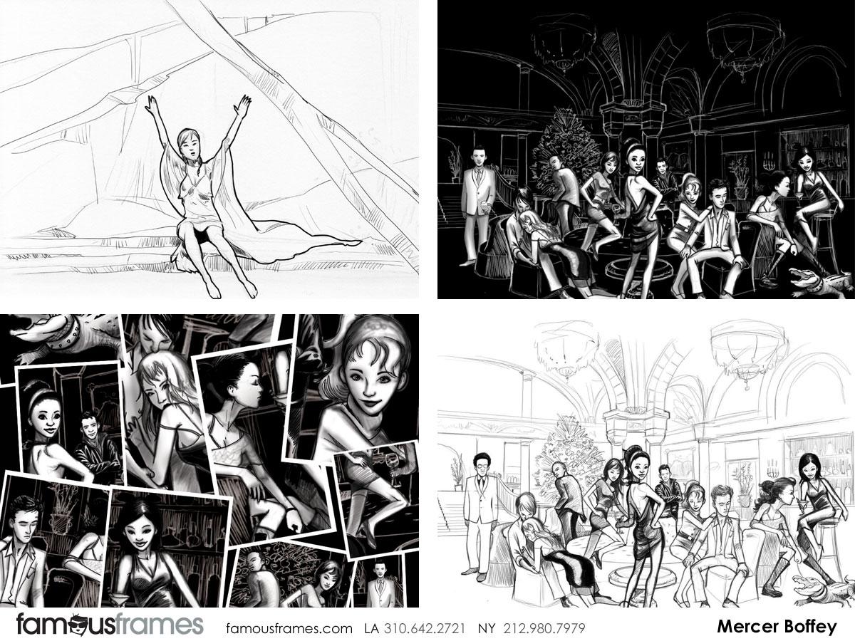 Mercer Boffey's People - B&W Tone storyboard art (Image #762_113_1385060109)