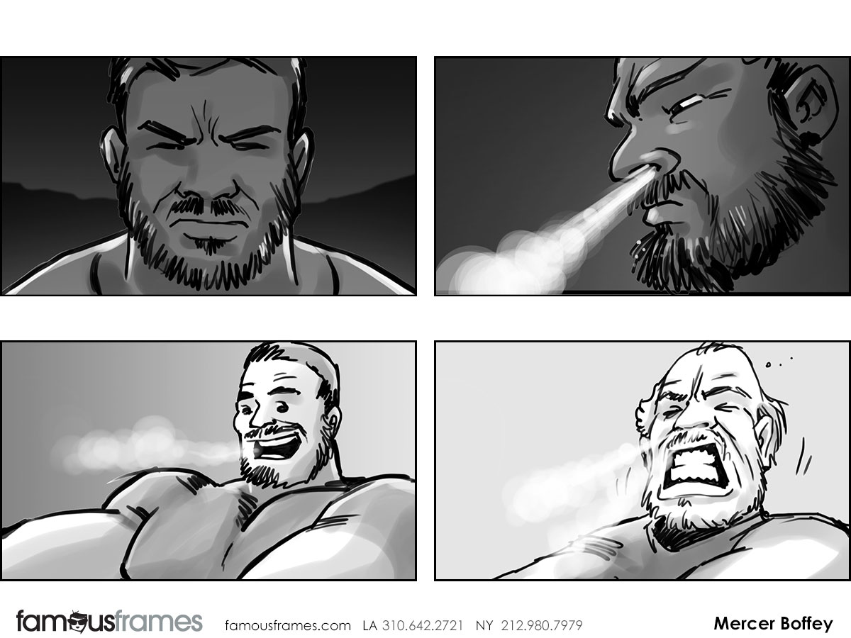 Mercer Boffey's People - B&W Tone storyboard art (Image #762_113_1427306631)
