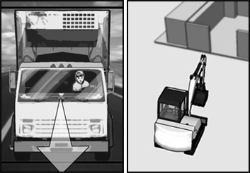 Mercer Boffey's Vehicles storyboard art