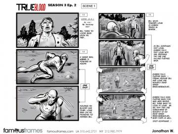 Jonathan Woods*'s Film/TV storyboard art
