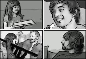 Jonathan Woods*'s Shootingboards storyboard art