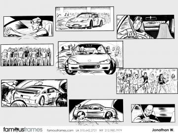 Jonathan Woods*'s Vehicles storyboard art