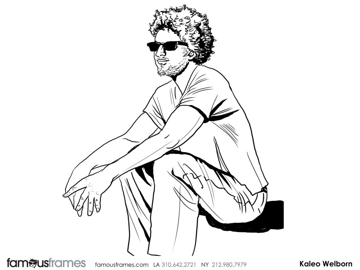 Kaleo Welborn's People - B&W Line storyboard art (Image #79_114_1398289159)
