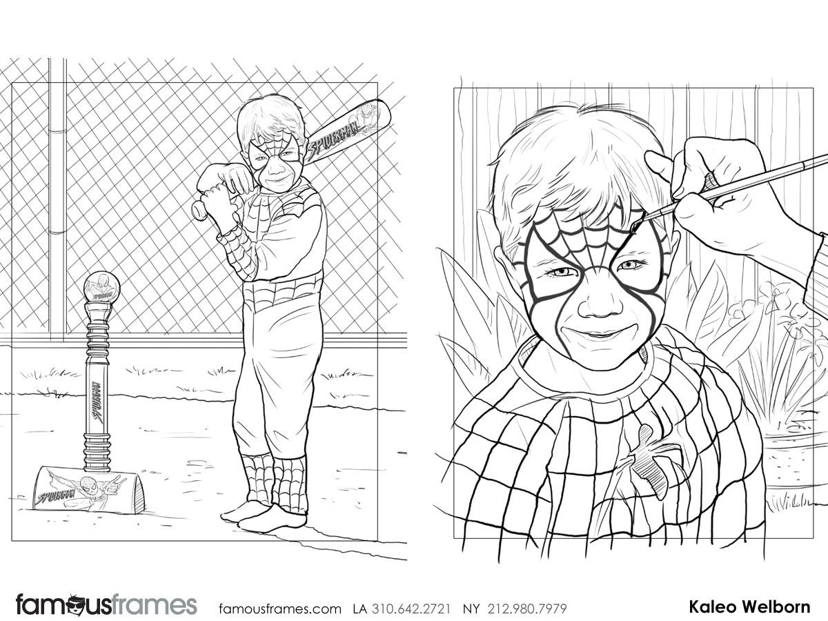 Kaleo Welborn's People - B&W Line storyboard art (Image #79_114_1405039003)