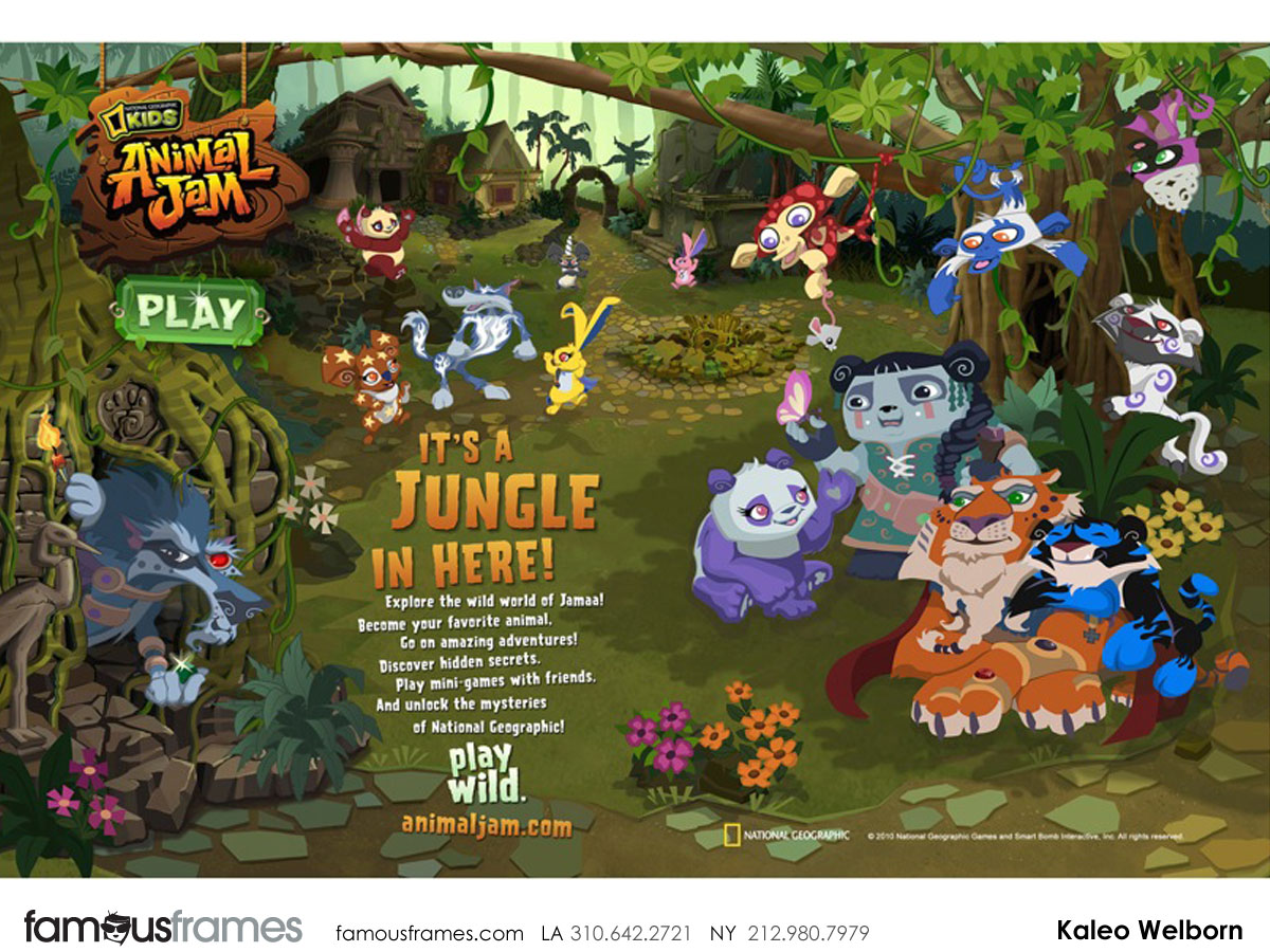 Kaleo Welborn's Characters / Creatures storyboard art (Image #79_8_1350420319)
