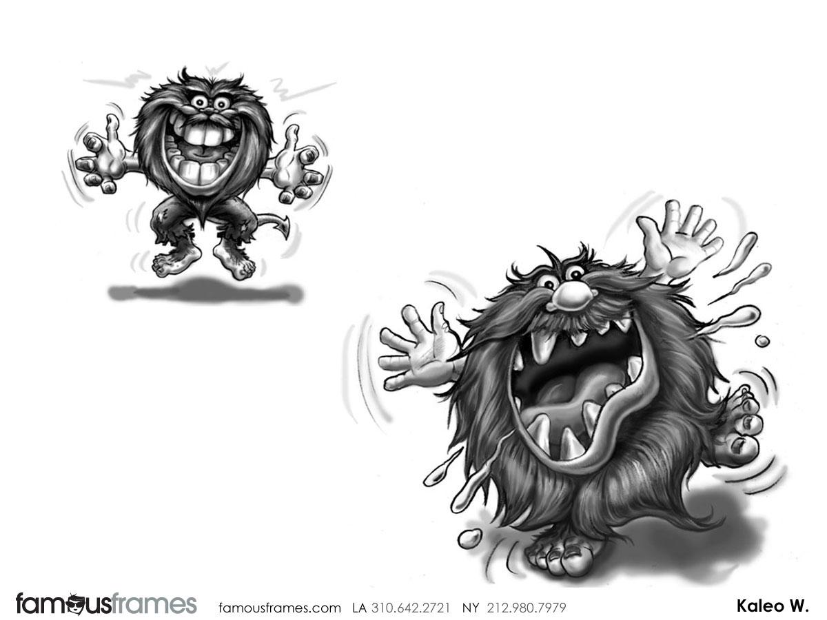 Kaleo Welborn's Characters / Creatures storyboard art (Image #79_8_1350421009)