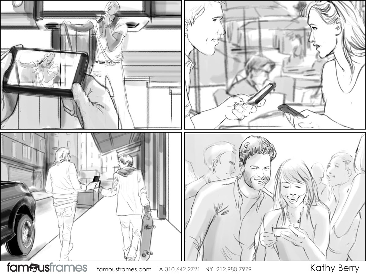 Kathy Berry's People - B&W Tone storyboard art (Image #82_113_1384908782)