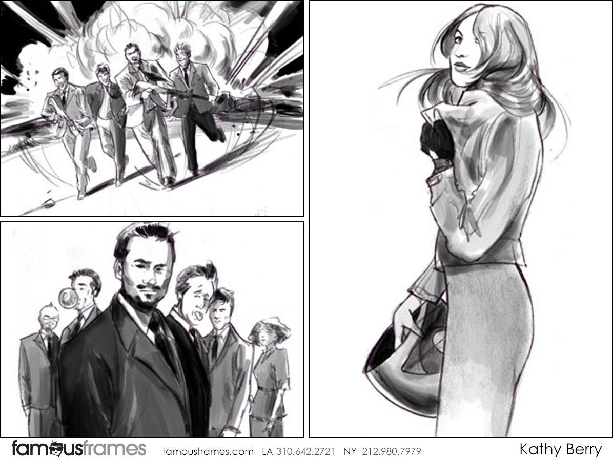 Kathy Berry's People - B&W Tone storyboard art (Image #82_113_1384908925)