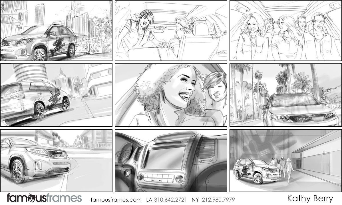 Kathy Berry's People - B&W Tone storyboard art (Image #82_113_1462410220)