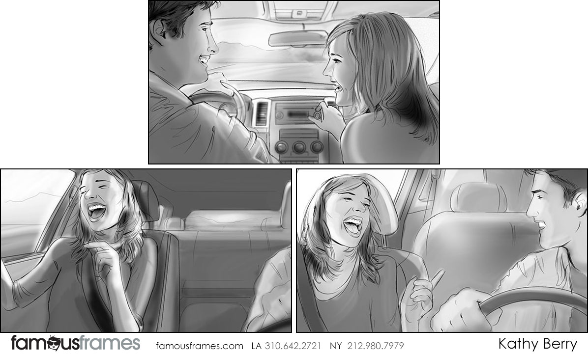 Kathy Berry's People - B&W Tone storyboard art (Image #82_113_1463600226)