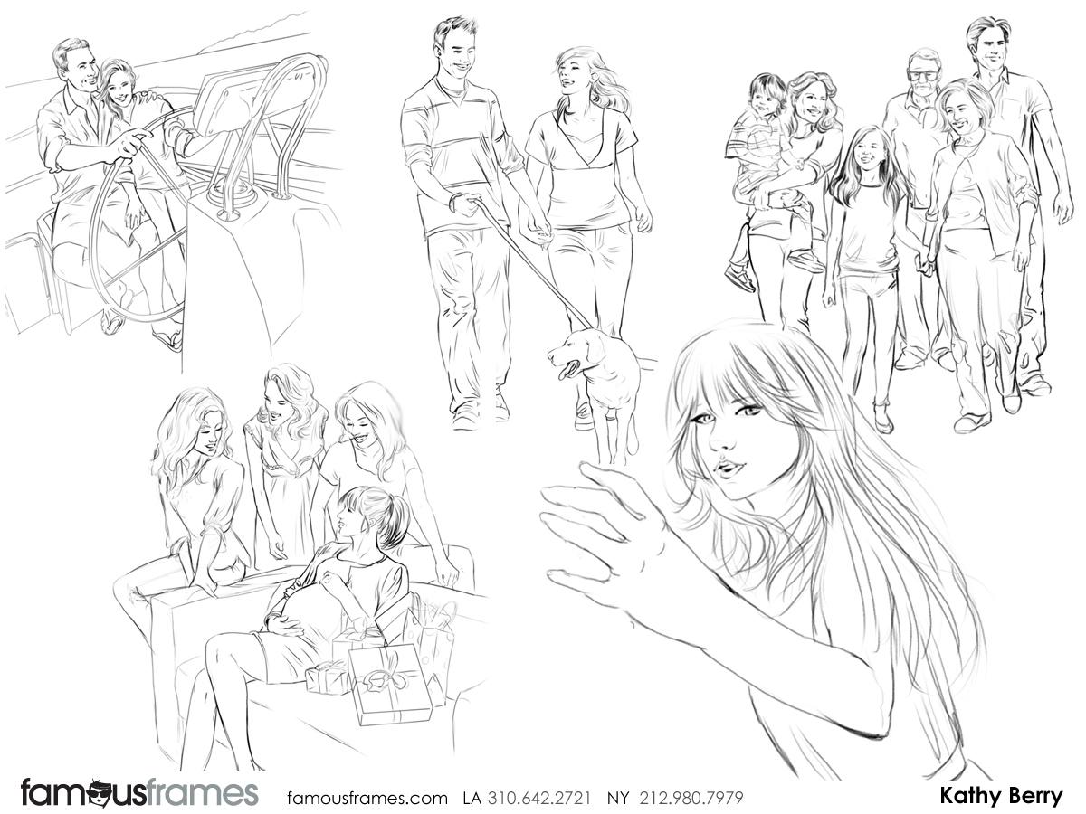 Kathy Berry's People - B&W Line storyboard art (Image #82_114_1398283945)