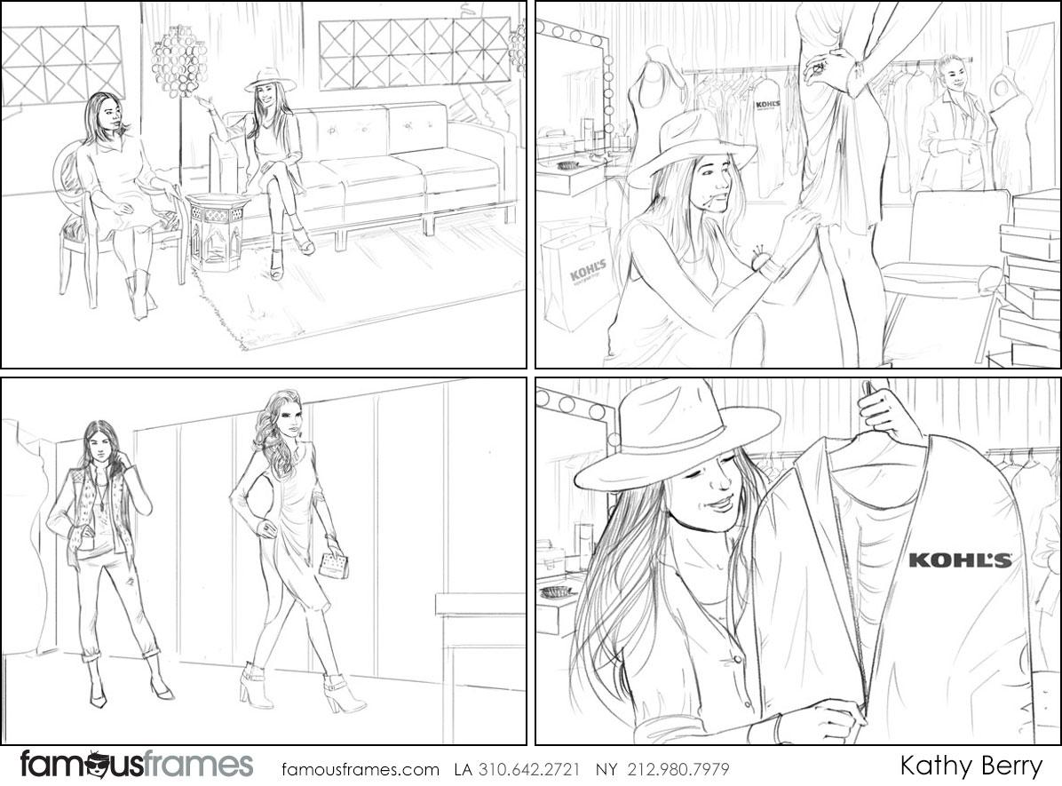 Kathy Berry's People - B&W Line storyboard art (Image #82_114_1405117384)