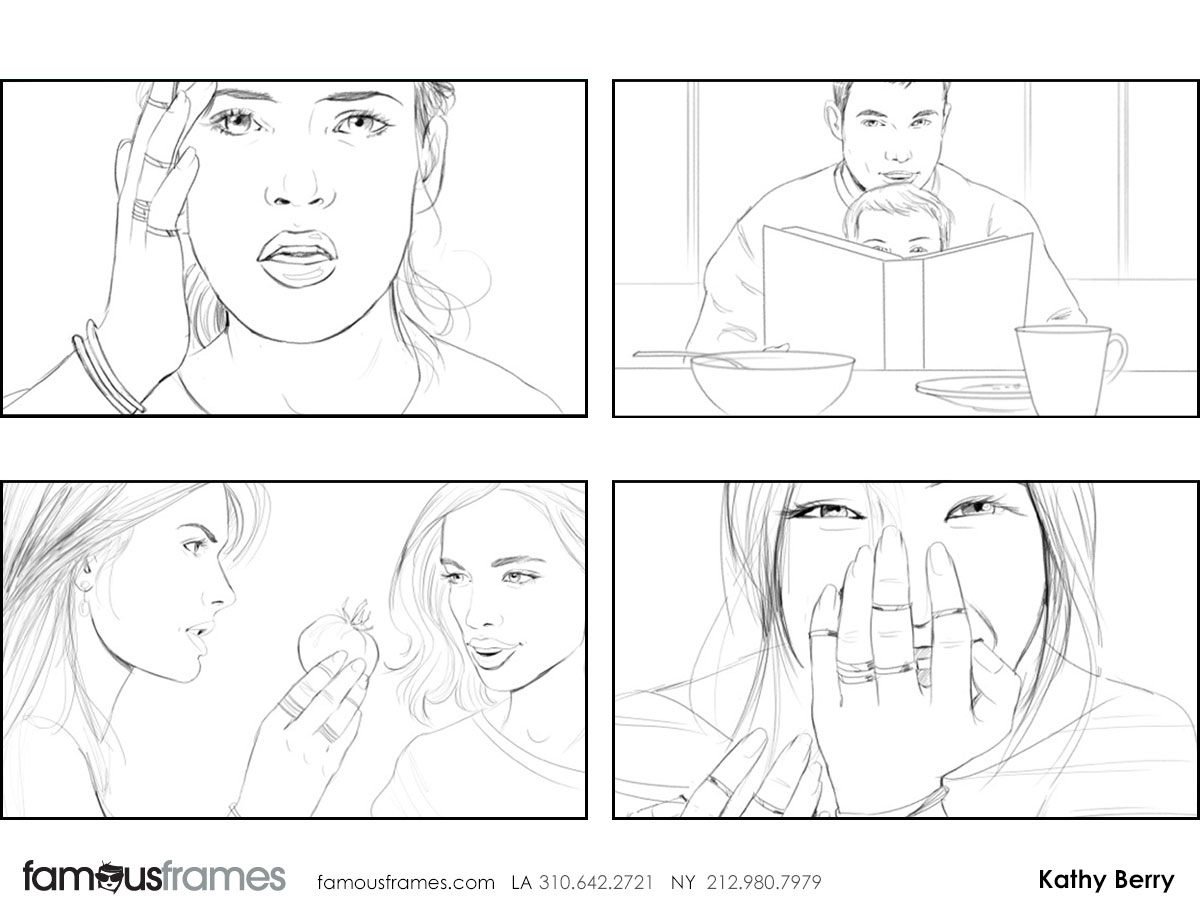 Kathy Berry's People - B&W Line storyboard art (Image #82_114_1462553828)