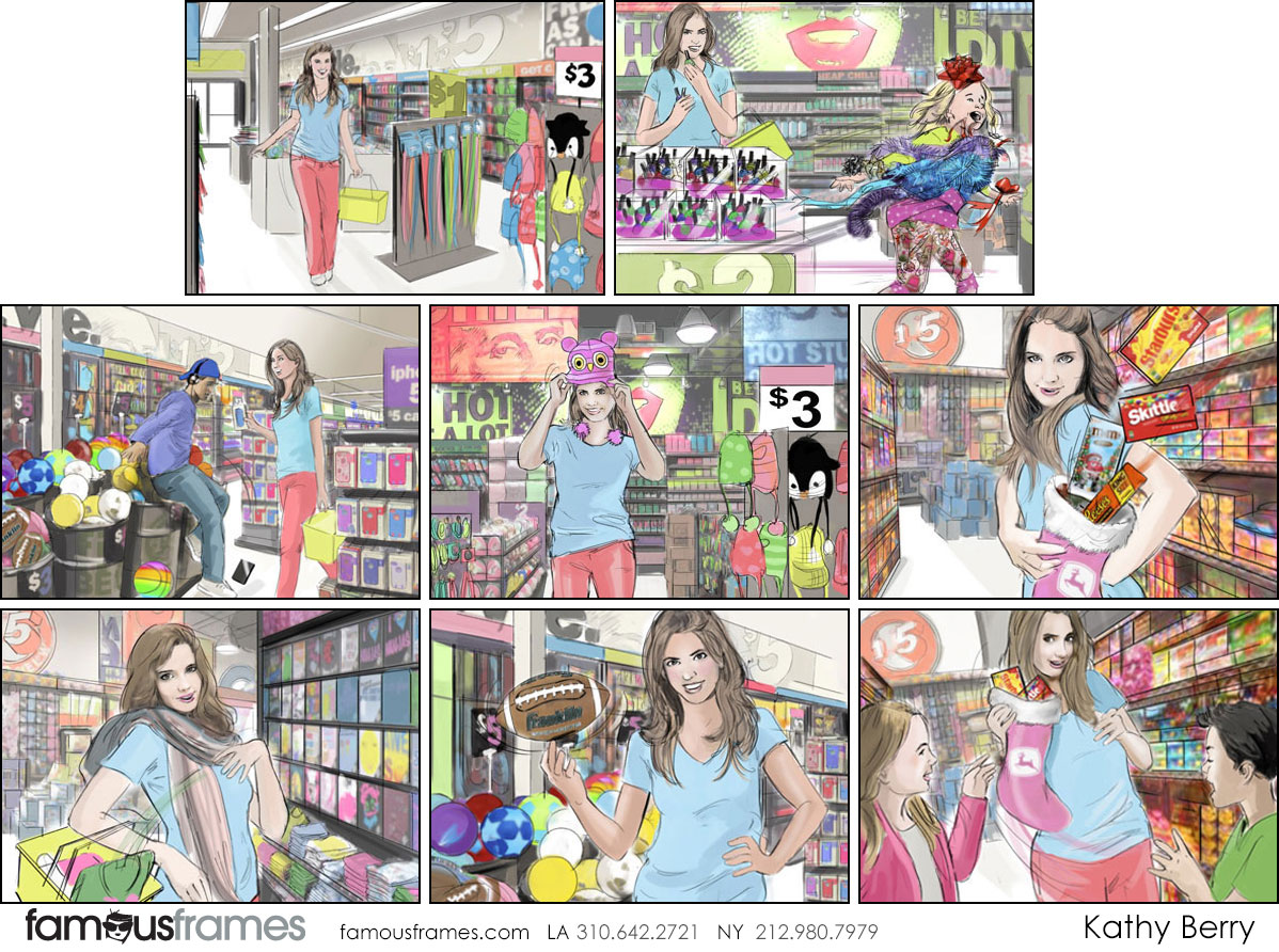 Kathy Berry's People - Color  storyboard art (Image #82_19_1538429034)