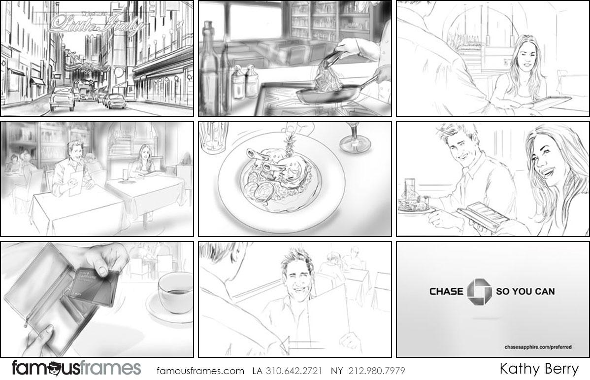 Kathy Berry's People - B&W Line storyboard art (Image #82_22_1431732999)
