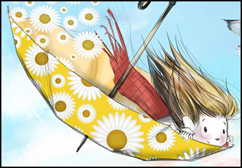 Kathy Berry's Illustration storyboard art