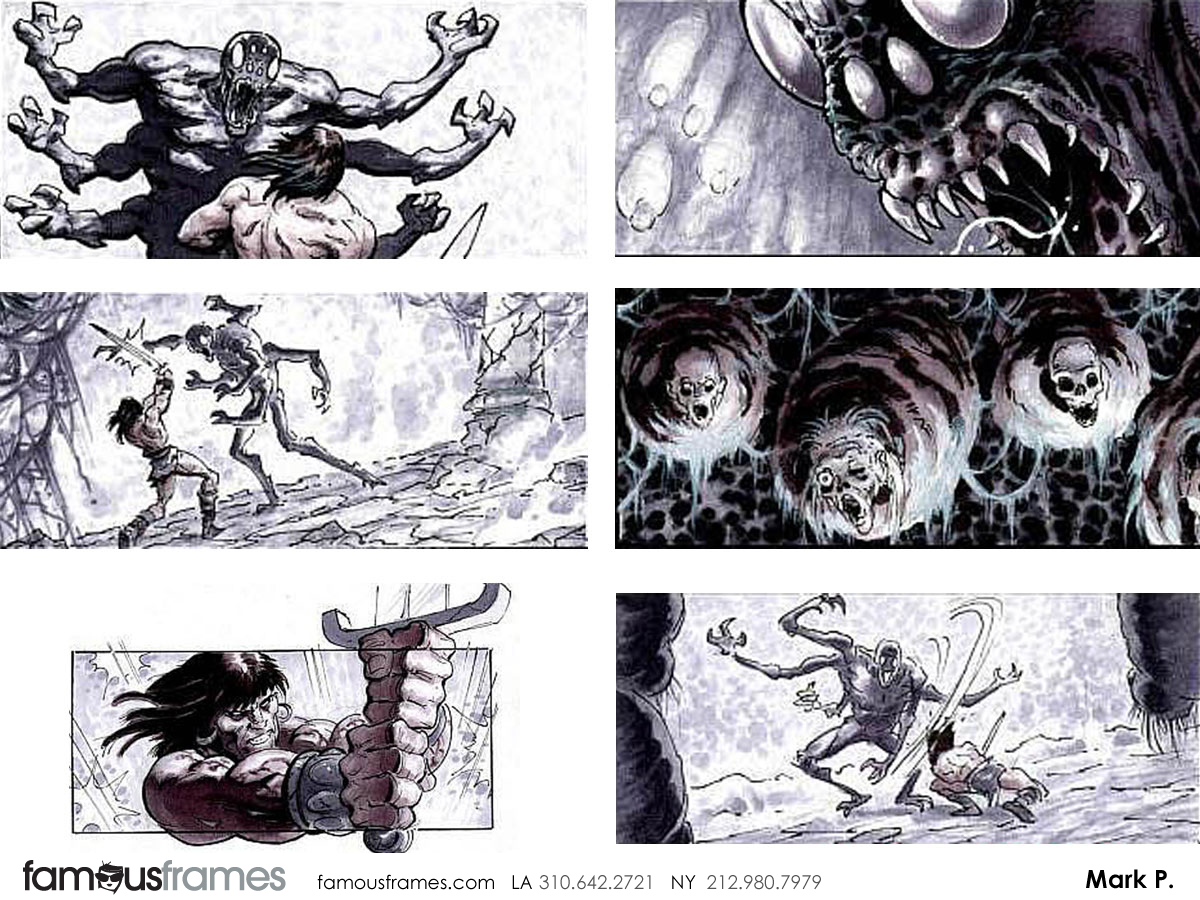 Mark Pacella*'s Characters / Creatures storyboard art (Image #95_8_1326589176)