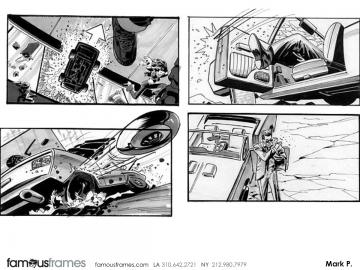 Mark Pacella*'s Video Games storyboard art