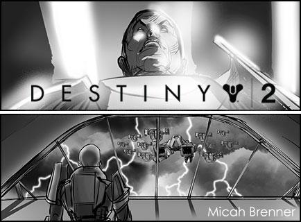 Destiny Arrives